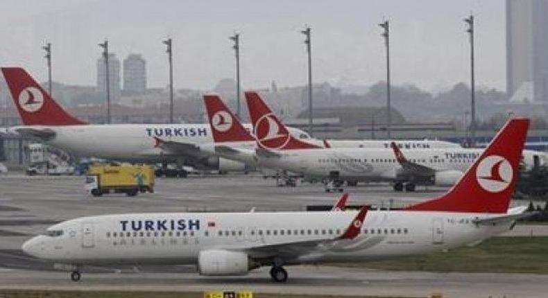 Turkish airlines operations in Nigeria has been suspended due to poor service delivery. [IndiaToday]