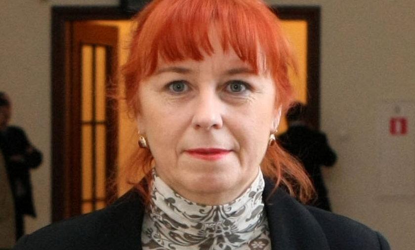 Lidia Dudziak, radna PiS