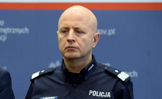 Szef KGP: Prowadzący dyscyplinarkę policjanta nie miał materiałów z prokuratury