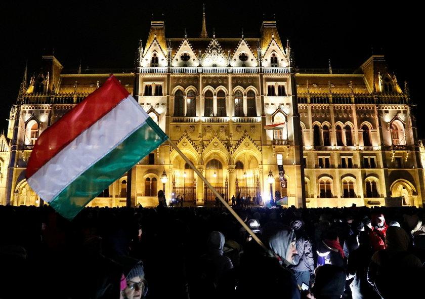Aby uzyskać prawo do legalnego strajku na Węgrzech