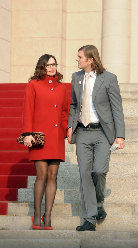 Severina i Milan Popović postali su roditelji