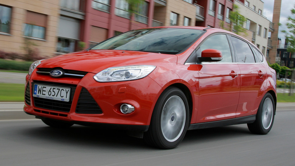 Ford Focus III 1.0 ()