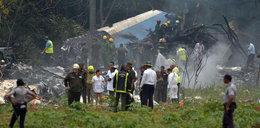 Samolot ze 110 osobami rozbił się tuż po starcie