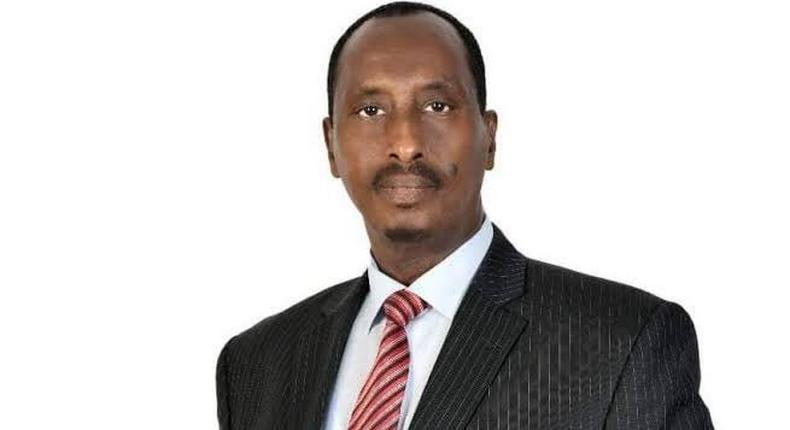 Wajir Governor Mohamed Abdi