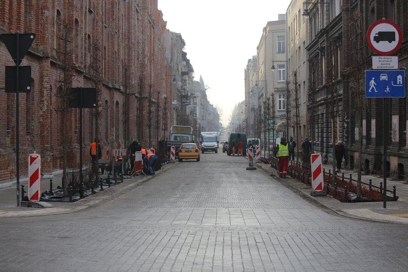 Gdańska po remoncie