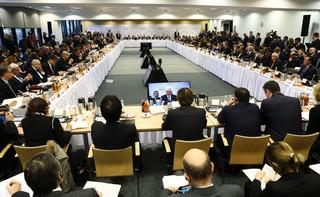 Powstanie 7 międzynarodowych grup roboczych ds. pokoju i bezpieczeństwa na Bliskim Wschodzie