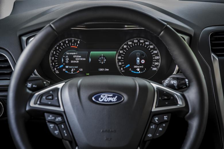Ford mondeo 1 5 ecoboost zaskakuje komfortem i poziomem for Nuevo fusion plus