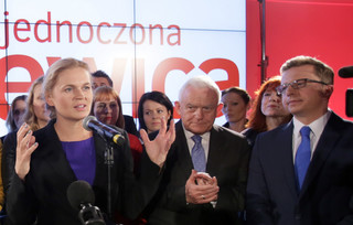 Zjednoczona Lewica prawdopodobnie poza Sejmem. Nowacka: Przyjdzie czas na lewicę