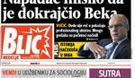 """EKSKLUZIVNO Svedok napada na Milana Beka govori za """"Blic"""""""