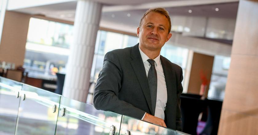 Maciej Wieczorek, prezes Celon Pharma