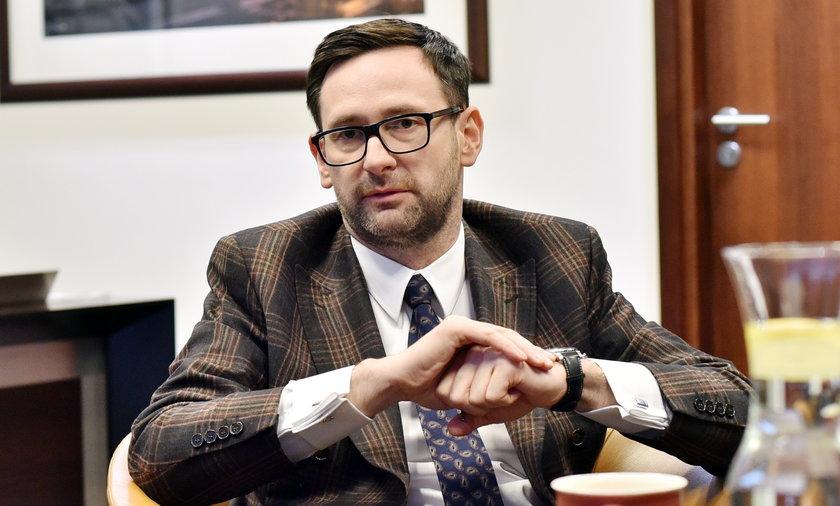 Daniel Obajtek, szef PKN Orlen. Jego dniówka robi wrażenie!