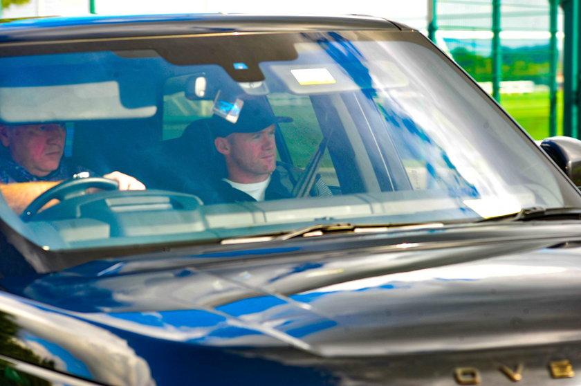 Rooney usłyszał wyrok za jazdę pod wpływem