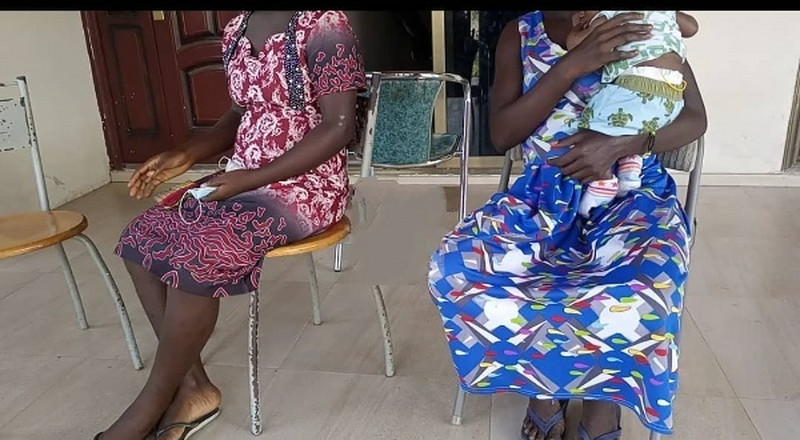 Woman whose husband impregnated her 2 daughters at Kasoa can now smile, thanks to Ghanaians