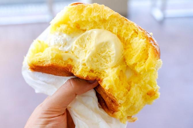 Slasni hleb od sladoleda