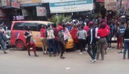 Fraudsters operating at Nairobi CBD