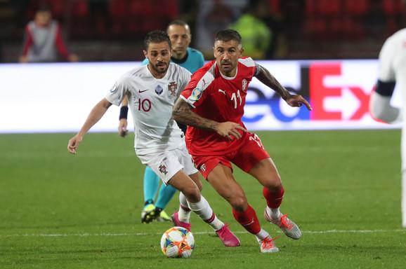 Srbija neubedljiva ali sigurna u Luksemburgu