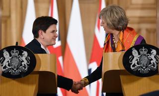 Sojusz z Wielką Brytanią istnieje tylko na papierze