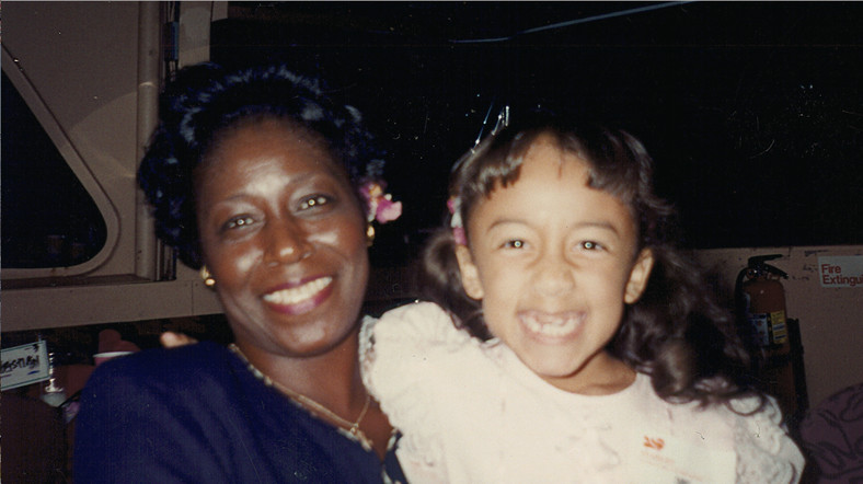 Ellenette Brown adopted Cyntoia when she was just eight months old.