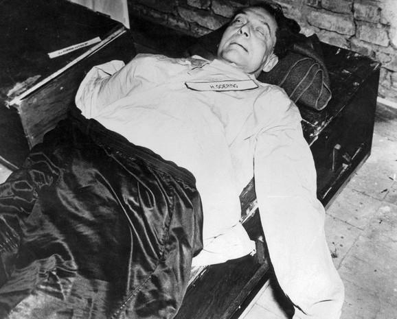 Telo Hermana Geringa u Nirnbergu