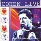 """Leonard Cohen - """"Cohen Live"""""""