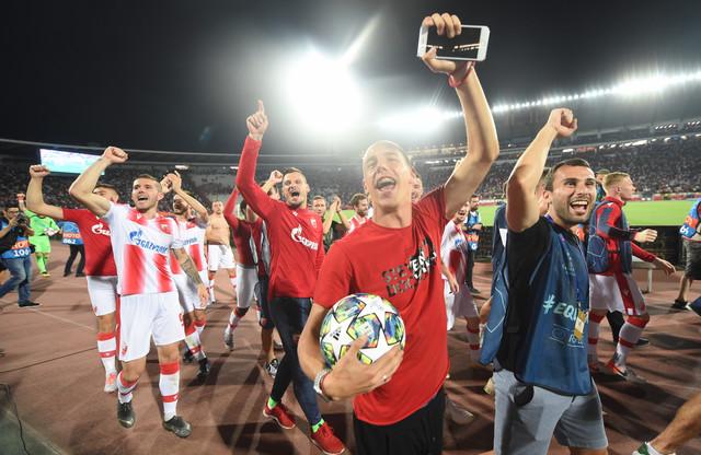 Crvena zvezda, Milan Jevtović
