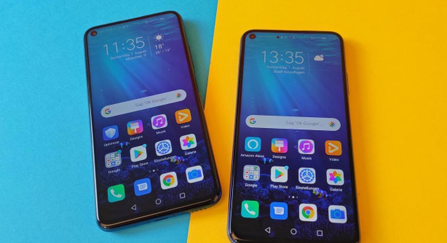 Honor 20: Günstiges Highend-Smartphone im Test