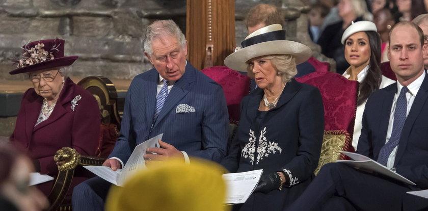 Królowa Elżbieta nie znosi Meghan Markle? Teraz jest na to dowód!