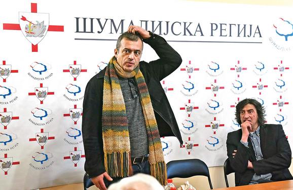 Homofobni ispad lidera PSG: Sergej Trifunović