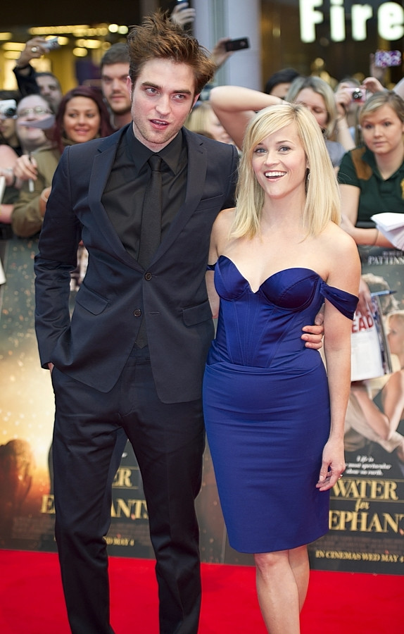 Reese Witherspoon Robert Pattinson
