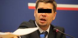 Były wiceminister Michał K. zatrzymany!