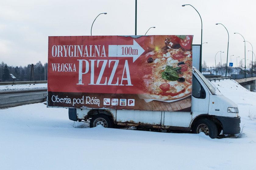 Włoski mafioso robił u nas pizzę