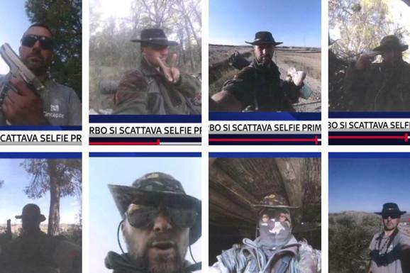 OSAM SELFIJA UŽASA Objavljene fotografije koje je Igor Srbin slikao PRED KRVAVE ZLOČINE
