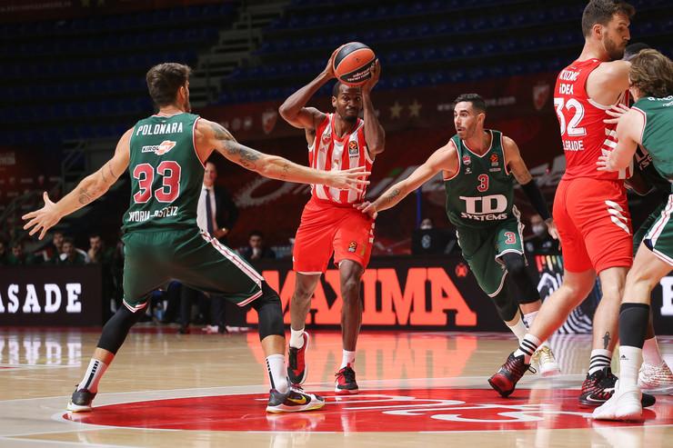 KK Crvena zvezda, KK Baskonija