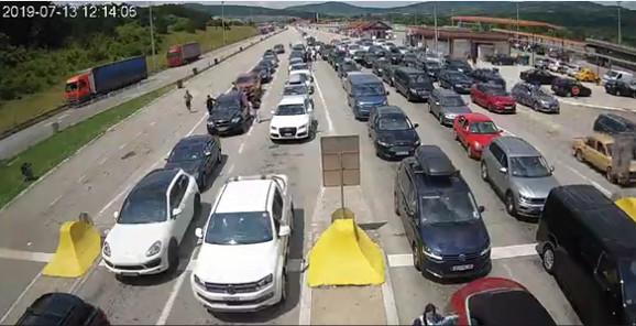 Prelaz Gradina: Ka Bugarskoj nema alternative