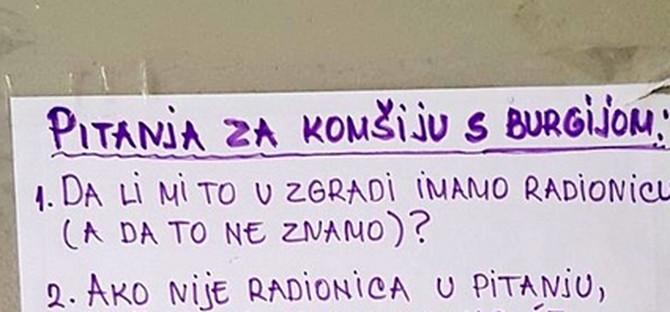 Pitanja