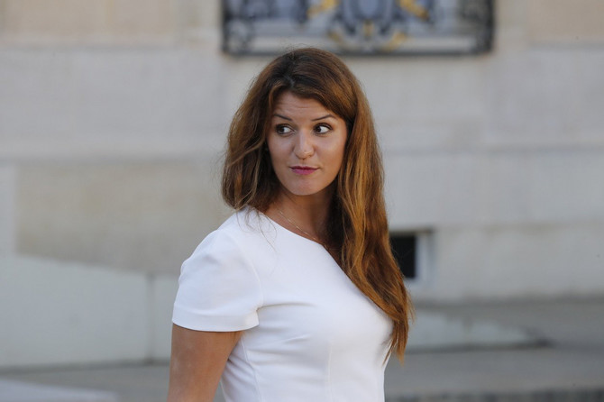 Francuska ministarka