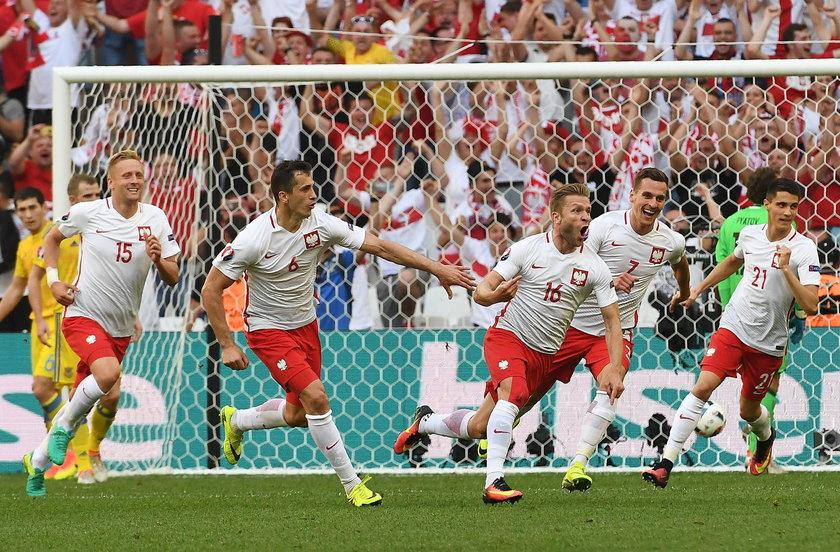Euro 2016: Ukraina – Polska 0:1