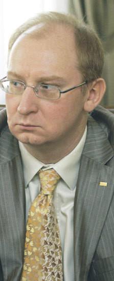Andrzej Kawiński, prezes zarządu Wincor-Nixdorf