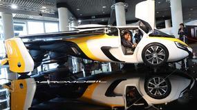 Firma AeroMobil zaprezentowała swój latający samochód