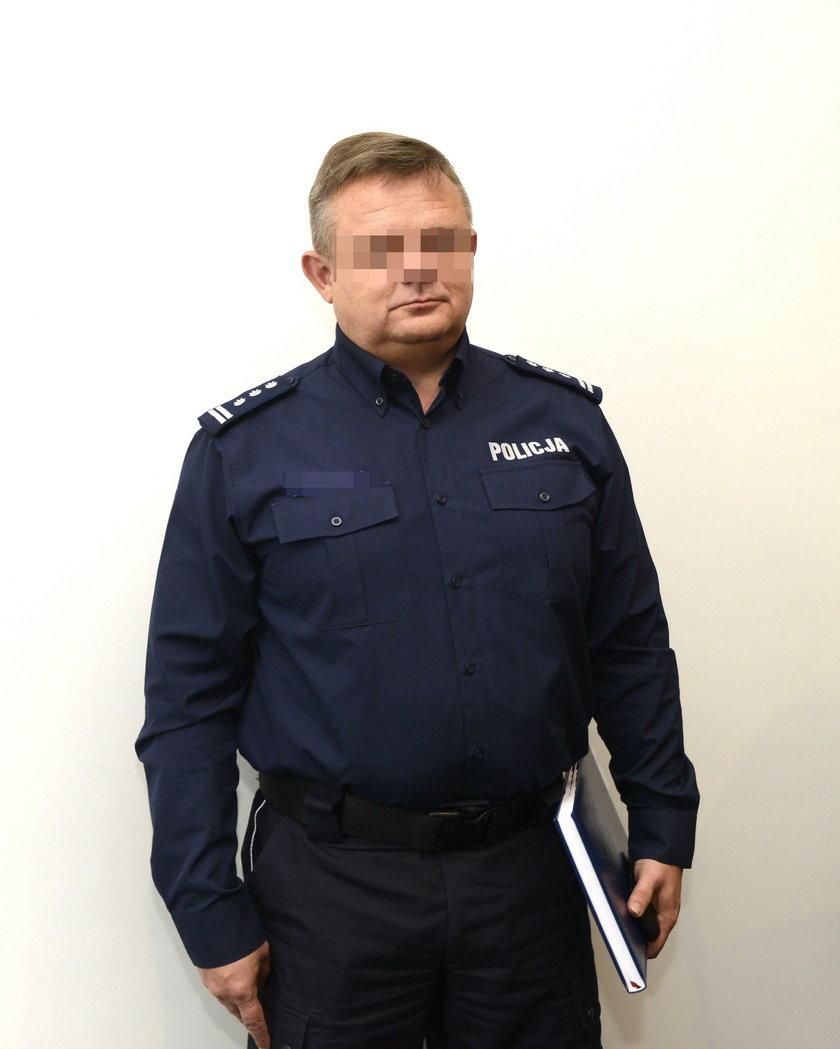 Komendant Niziołek został dyrektorem