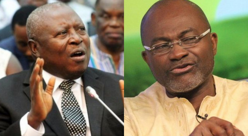 Kennedy Agyapong spews lies against people who try to fight corruption – Martin Amidu