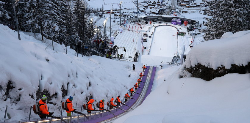 Skoki narciarskie. Pogoda będzie sprzyjać Polakom?