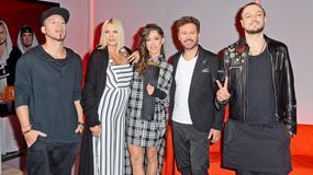 """Spotkanie z jurorami 7. edycji """"The Voice of Poland"""". Natalia Kukulska zachwyca nawet w ciąży!"""