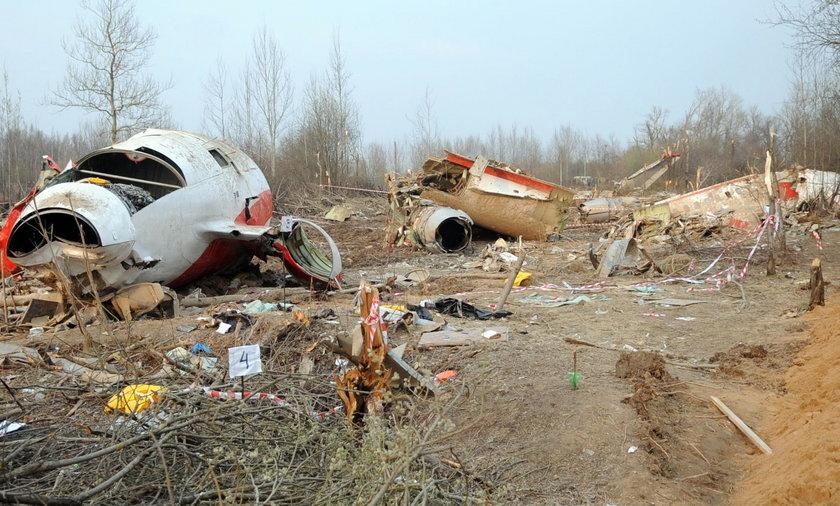 Kolejna zaskakująca teza o katastrofie w Smoleńsku