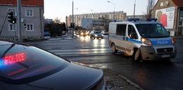 """Policjant """"skasował"""" radiowóz w Opolu"""