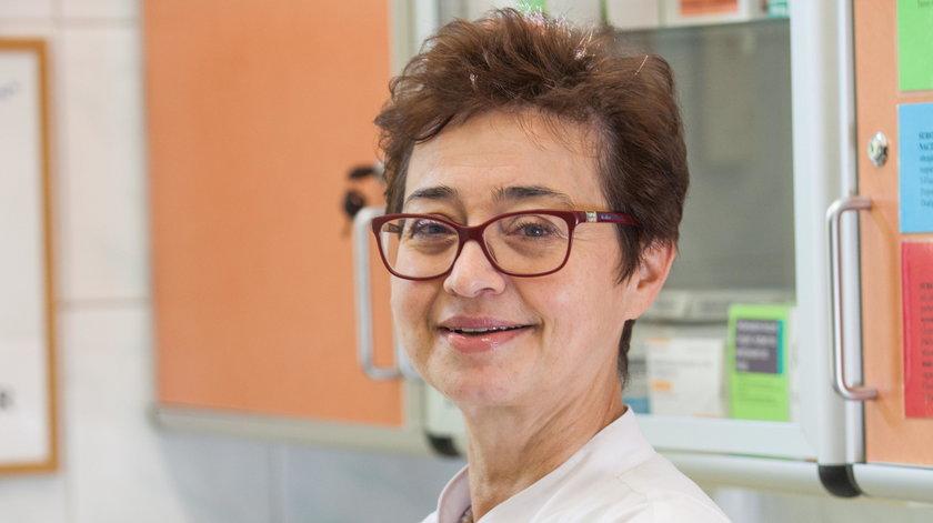 Tak, jak nie ma jednego raka piersi, tak nie ma jednego leku czy jednej terapii - mówi dr Barbara Radecka