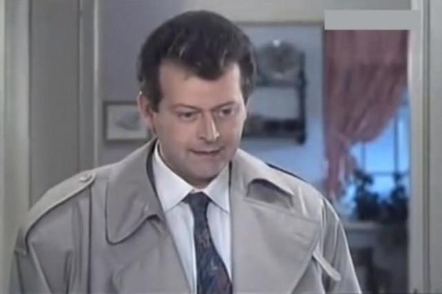 """Boris Komnenić kao Guza u """"Boljem životu"""""""