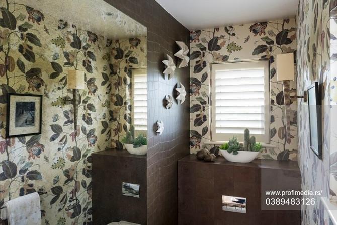 Dezen birajte prema stilu u kom je kupatilo uređeno