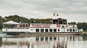 Tramwaje wodne w Warszawie rozpoczynają sezon wycieczek po Wiśle