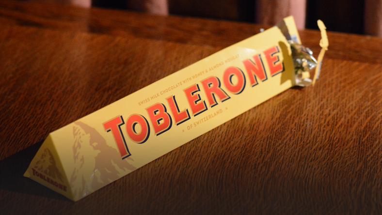 W logo Toblerone kryje się pewne zwierzę. Zauważysz je?
